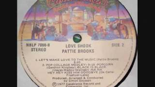 Pattie Brooks - Pop Collage Medley 1977