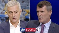 Jose Mourinho & Roy Keane's immediate reaction to Man United's 2-0 defeat to West Ham