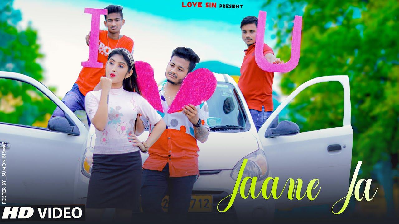 Jaane Ja | Jaane Ja Dhoondta Phir Raha | Funny love story || Ft.|| Ripon & Priyasmita || Love sin
