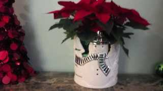 vlogmas day 6: christmas decor 2013 Thumbnail