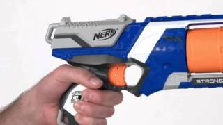 Іграшка Нерф Бластер Стронгарм від Хасбро (Hasbro) 36033 2 ч.