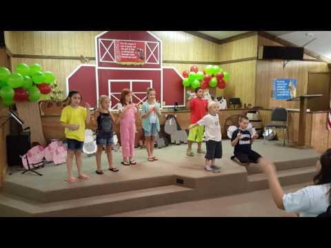 Cowabunga Farm- God is Good all the Time
