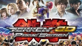CGRundertow TEKKEN 3D: PRIME EDITION for Nintendo 3DS Video Game Review