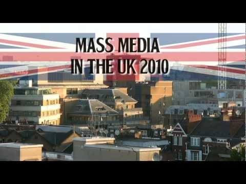 Mass Media in the UK