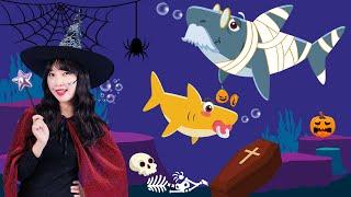 Halloween Baby Shark l kids So…