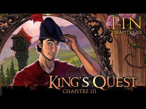 King's Quest Chapitre III - FIN- La Reine de Cœur [4K60fps]