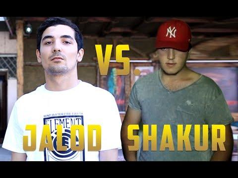 Видео Battle Shakur vs. Jalod (RAP.TJ)