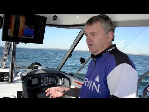 Tested: Garmin 10 inch GPSMAP Chartplotter Fishfinder Combo with Sidescan