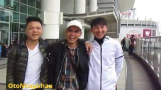 Gặp 3 thanh niên Việt nam kể chuyện Lao động tại Đài Loan