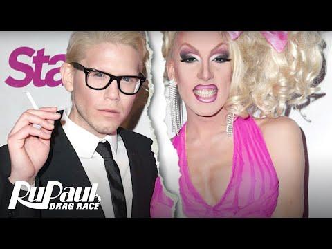 Sincerely, Alaska: Relationship w/ Sharon Needles: Drag Race's Royal Couple | Logo