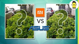 Asus Zenfone Max pro vs Xiaomi Redmi Note 5 - Blind camera comparison