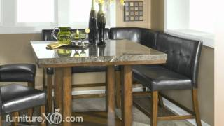 Avery Counter Height Dinette Set By Ashley Furniture