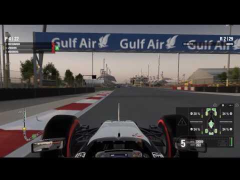 F1 2016 #4 Es sollte nicht sein! | Bahrain (R)