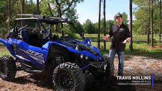 Yamaha YXZ1000R Accessories Walkaround