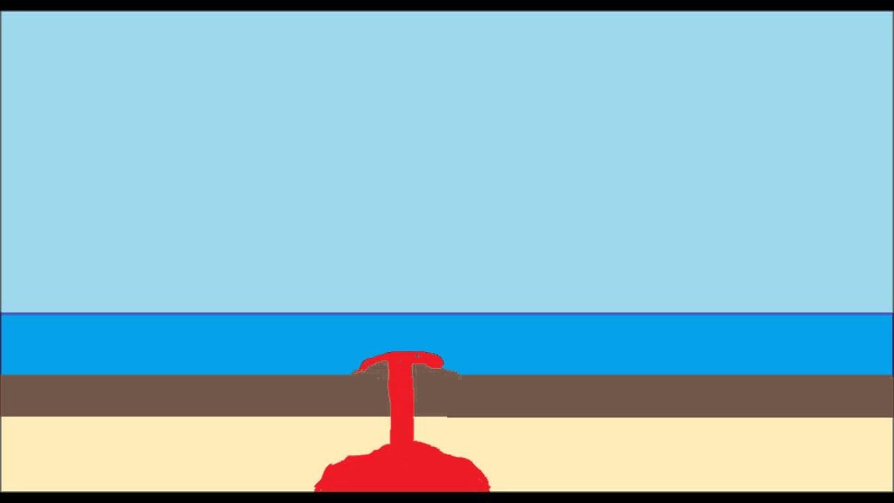 Volcanic Island Formation