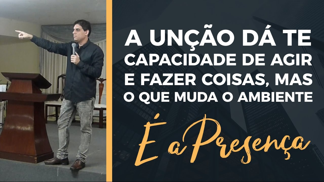 Download REINO TV - Pr. Alexandre Santos - Valorize a Presença de Deus