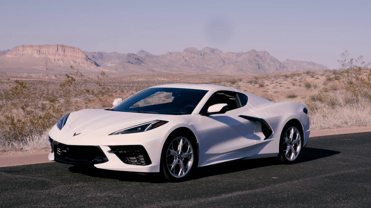 2020 Chevrolet Corvette Stingray Review Cars Com Youtube
