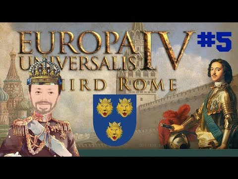 Europa Universalis 4 | Third Rome | Dalmatia | Custom Nation | Part 5 |