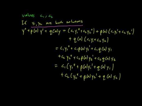3 1 The principle of superposition
