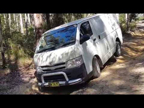 Toyota Hiace Offroad