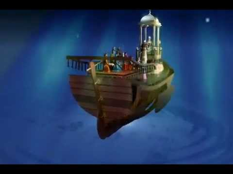 Al Jazaris musical boat
