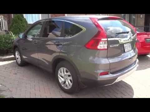 How To Pop The Hood On A Honda CR-V (2012-2016)-Hood Release Location