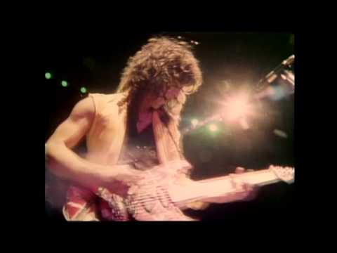 Van Halen - Dance The Night Away (Official Music Video)