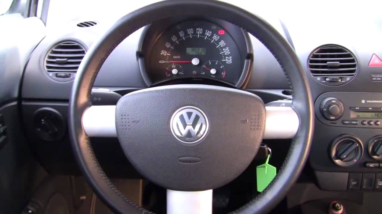 vw new beetle 1 9 tdi zu verkaufen youtube. Black Bedroom Furniture Sets. Home Design Ideas