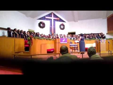 2016 Johnnie Carr Choir
