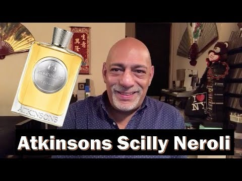 Atkinsons Scilly Neroli With Carlos