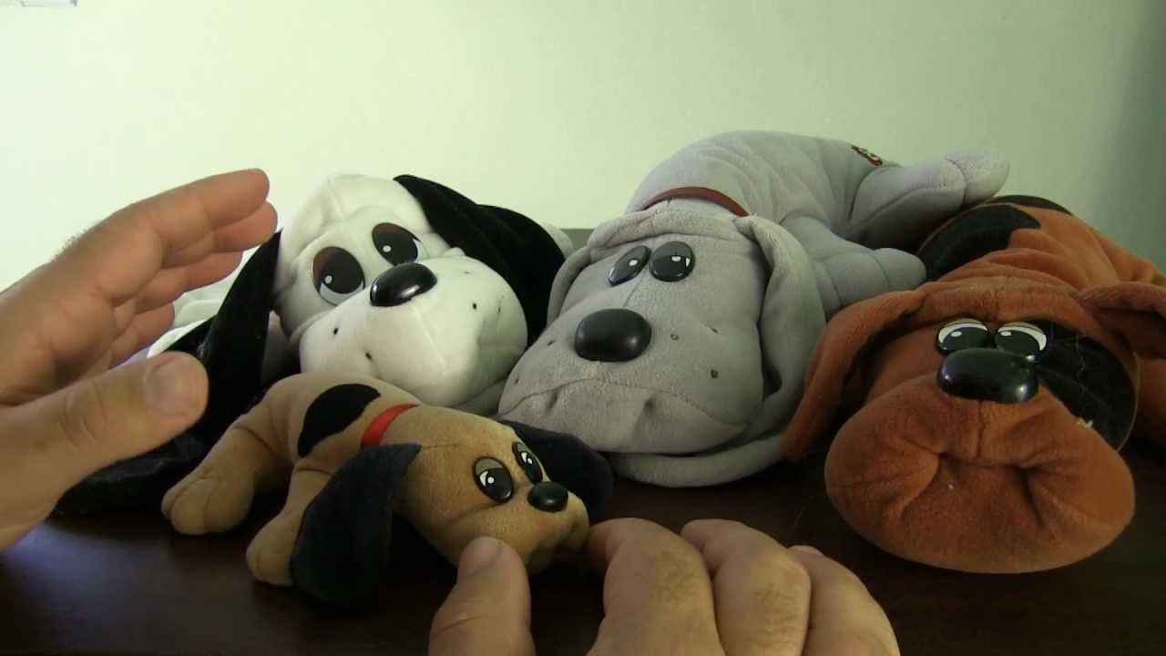 1980 s Pound Puppies Review
