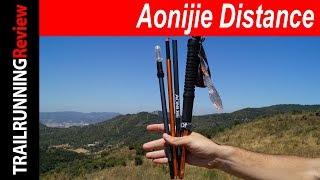 Aonijie Distance - Palos de fibra de carbono