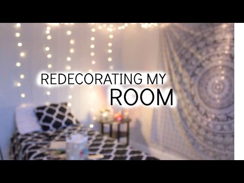 REDECORATING MY ROOM! | Azlia Williams
