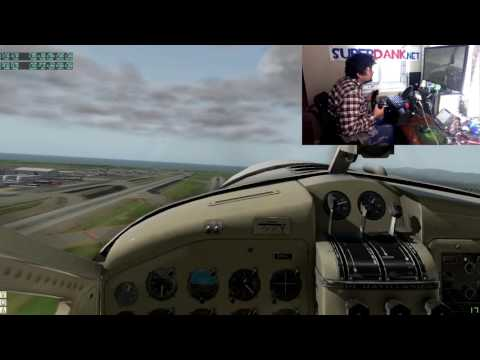 X-PLANE 11 LOS ANGELES BAD SOUND _ NOT WORKING - DEL VIDEO