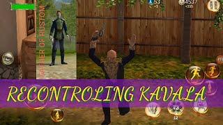 ZAPTIYE: RECONTROLING KAVALA. REVENGE FOR FATHER. FINAL MISSION screenshot 5