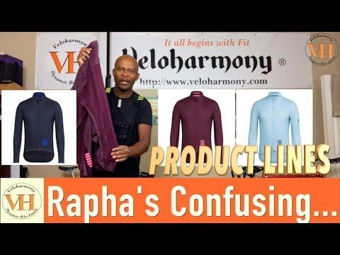Understanding Rapha's Products