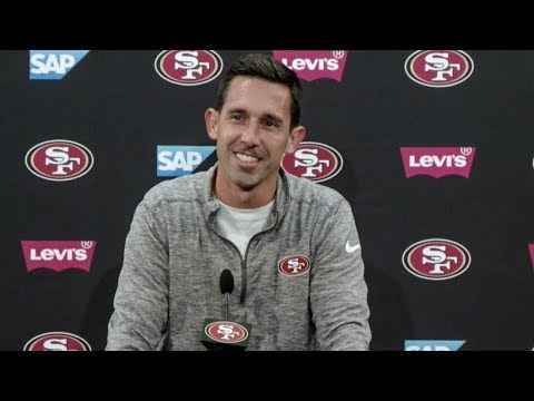 Kyle Shanahan: 'I'm Optimistic Foster Will Play This Week'