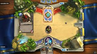 Hearthstone Heroes of WarCraft Gameplay (PC HD)