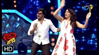 Sudheer | Rashmi | Dance Performance | Dhee Jodi | 8th May 2019 | ETV Telugu