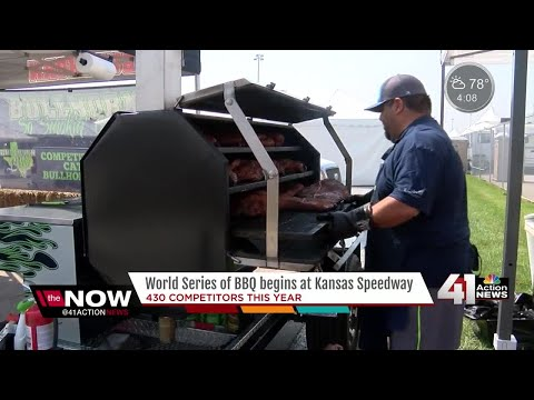 Houston barbecue team escapes devastation for American Royal