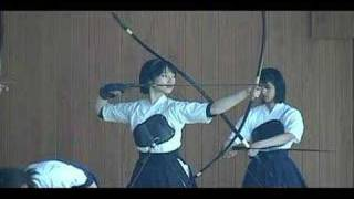 Student's Kyudo(3)
