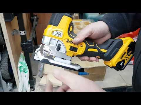 The new body-grip DeWALT Jigsaw DCS335 Review