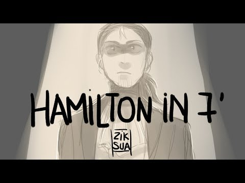 Hamilton in 7 minutes - Animatic