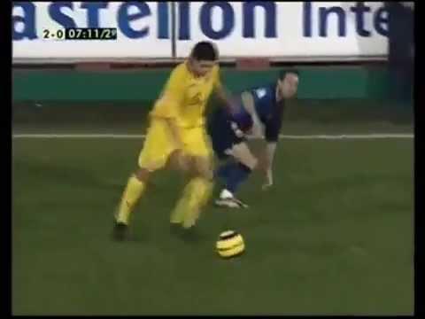 Juan Román Riquelme vs Barcelona 2004-05 (La Liga)