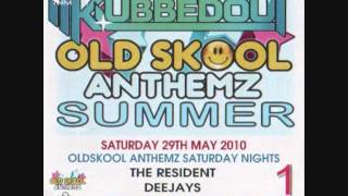 Klubbed Out - Oldskool Anthemz - 29.05.2010 - CD 1
