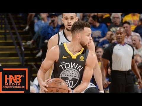 Golden State Warriors vs San Antonio Spurs Full Game Highlights / Feb 10 / 2017-18 NBA Season
