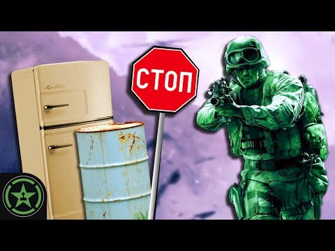 Let's Play - Call of Duty: Modern Warfare Remastered - Prop Hunt