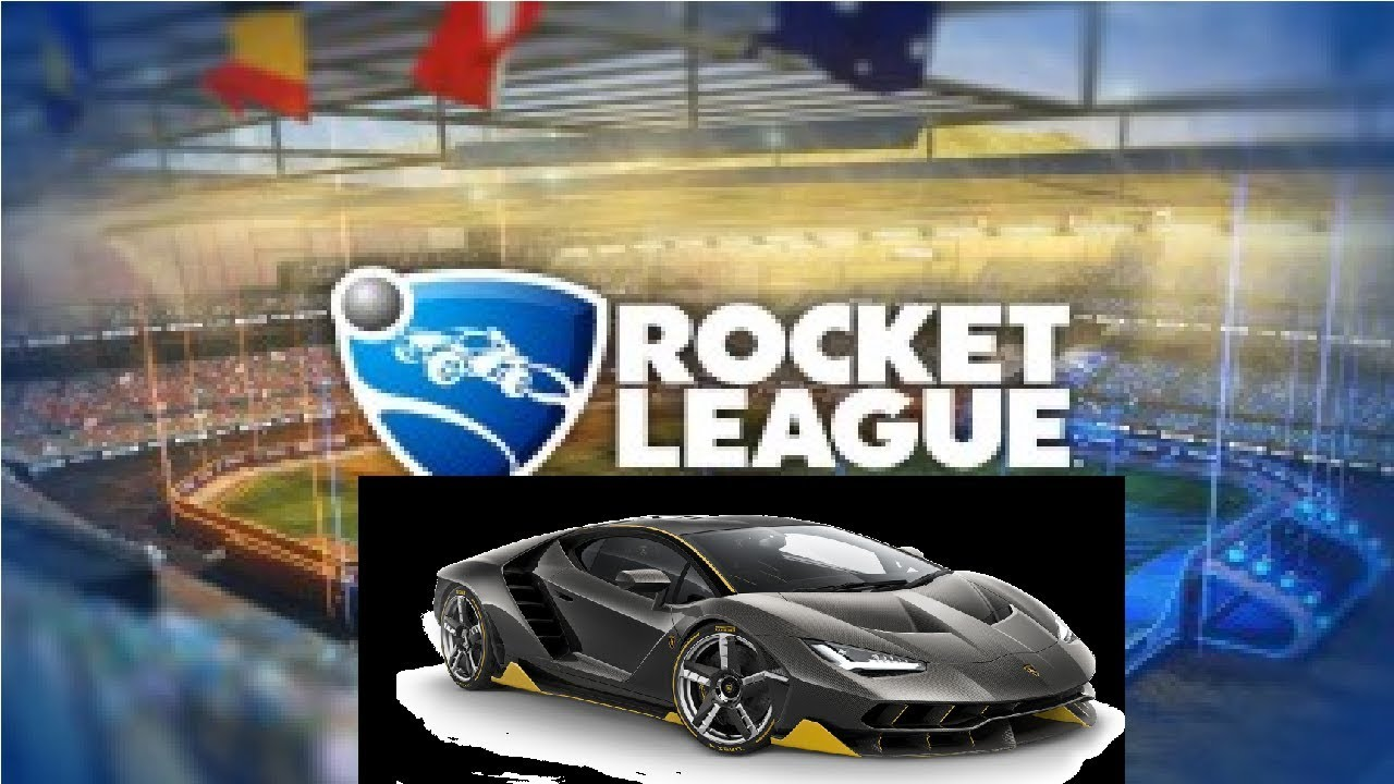 rocket league the best car of 2018 youtube