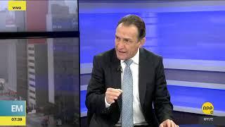Becerril planteó acusar constitucionalmente a PPK si no recibe a la comisión Lava Jato