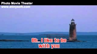 Sail Over Seven Seas HD with lyrics - Gina T